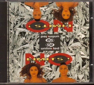 2 UNLIMITED NO LIMITS . CD. (無歌詞)