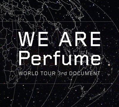 特價預購 WE ARE Perfume WORLD TOUR 3rd DOCUMENT (日版初回限定盤DVD+CD)