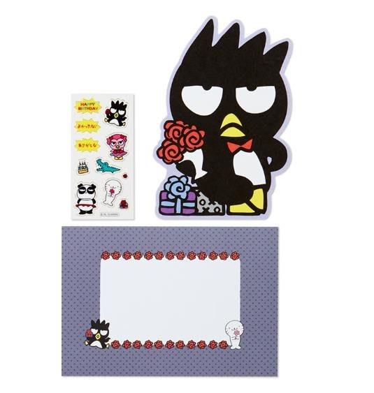 【莓莓小舖】正版 ♥ Sanrio 三麗鷗 酷企鵝 造型萬用卡片