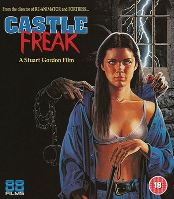 【藍光電影】衰落的城堡 1995 Castle Freak 未分級版 37-137