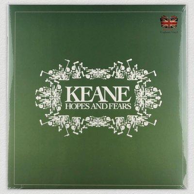 [英倫黑膠唱片Vinyl LP]  基音樂團 / 希望與恐懼 Keane / Hopes and Fears