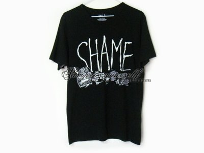 全新 100% 台灣專櫃真品 正版 agnes b LOGO SHAME T恤 素面 短袖 素面T 葡萄牙製造