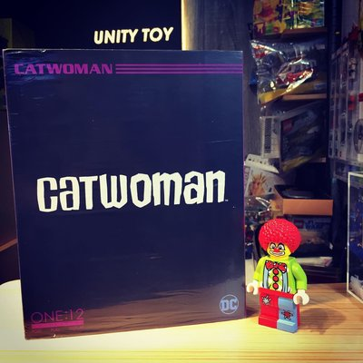 MEZCO TOYZ ONE:12 COLLECTIVE Catwoman (Unity Toy)