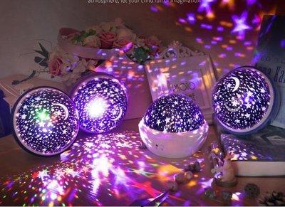 投影儀   星空燈投影燈浪漫旋轉臥室夢幻睡眠滿天星儀兒童玩具情人生日禮物
