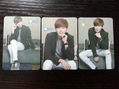 yes card 李鍾碩 共3張