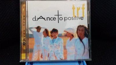 [文福影音館] 二手CD~trf-dance to positive舞到炫~1995年魔岩唱片發行~附歌詞