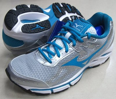 *世偉運動精品* 美津濃 MIZUNO J1GF141131 WAVE RESOLUTE (W) 慢跑鞋 女鞋