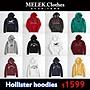 MELEK Clothes 代購正品現貨 【HOLLISTER Co.】【HCO】 2018 HC男女秋冬新款帽T