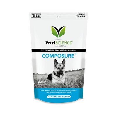 Vetri Science維多麗 情緒調節保健 犬用嚼錠-30粒