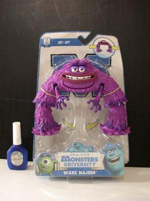 怪獸大學 Monster University 軟Q  (ART.APT)