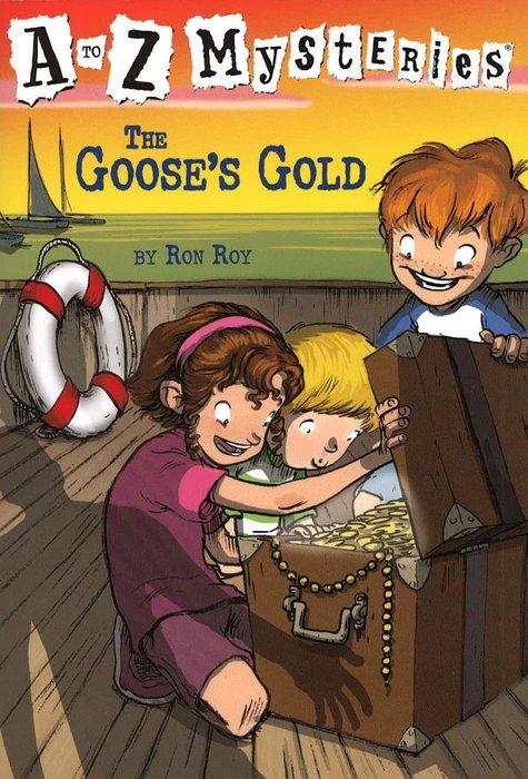 *小貝比的家*GOOSE'S GOLD #G/平裝/7~12歲