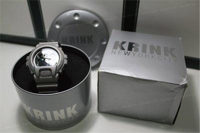 G-Shock x KRINK 紐約塗鴉大師 限量 聯名 - 現貨 (bape off white)