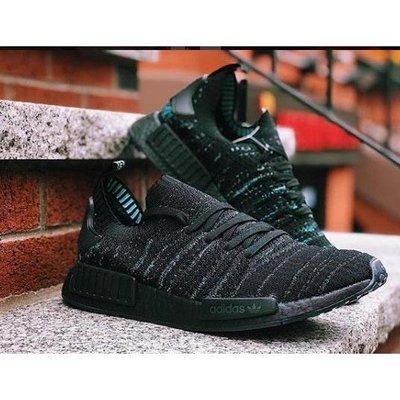正品現貨Adidas NMD STLT Parley R1 PK 海洋聯名款 AQ0943