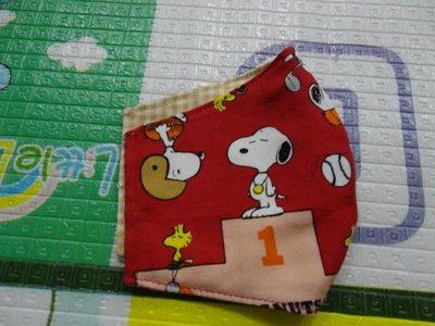 ((現貨)) 日本布 立體口罩布套 史努比 kitty 雙子星 純手工 大人