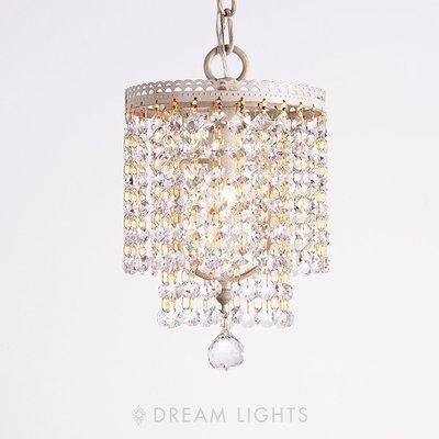 【DREAM LIGHTS】埃及Asfour鄉村風水晶小吊燈    Cascade 5028WS-1