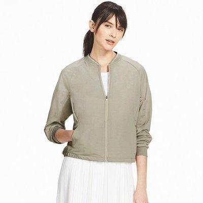 Uniqlo 女款 Dry-EX ULTRASTRE 休閒外套 駝色 款 特價:800元 S 或M 號可任選