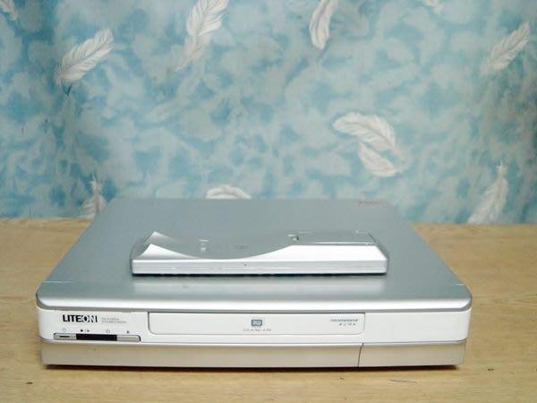 【小劉二手家電】LITEON  DVD錄放影機,DD-A100GX型,附萬用遙控器,壞機可修/抵!