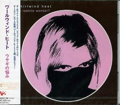 K - Whirlwind Heat - Do rabbits wonder ? - 日版 - NEW