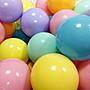 ☆天才老爸☆←7 CM 安全彩色軟球(台灣製)→球池 神奇球屋 遊戲床 泳池 空心塑膠球 遊戲池 親子館 親子餐廳