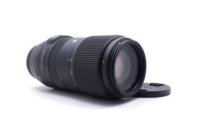 【台中青蘋果】Sigma 100-400mm f5-6.3 DG OS HSM, Canon 公司貨 #60959