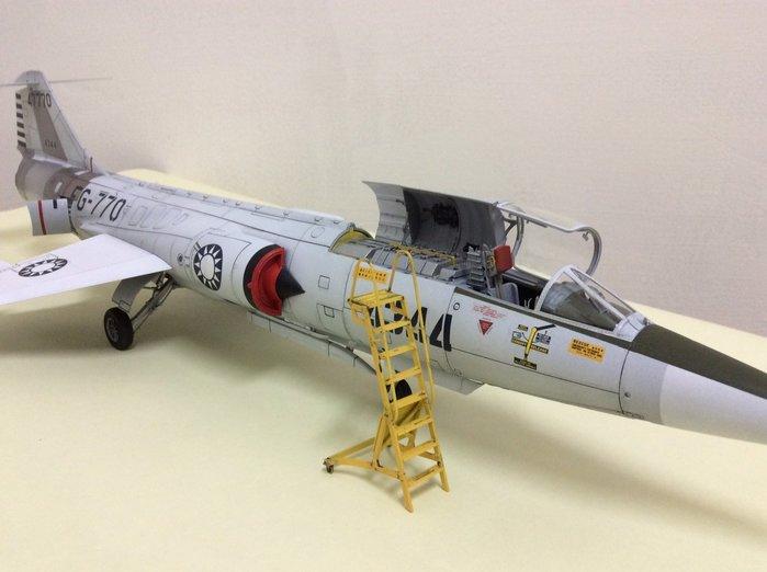 F-104傲嘨長空、鐵翼齊飛