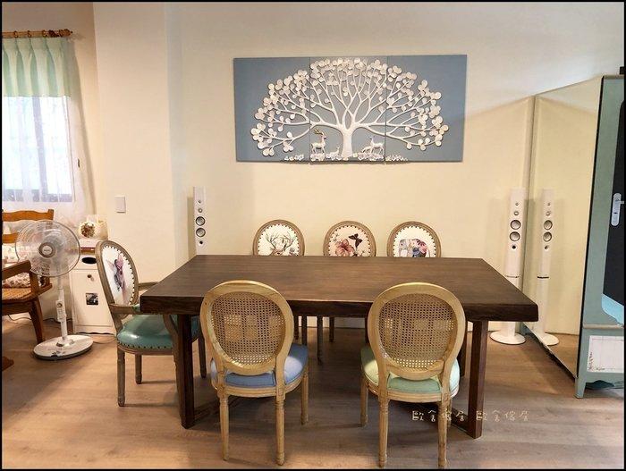 自然風 整塊原木楠木桌板152*88公分//130*84/177*89可當餐桌辦公桌書桌會議桌泡茶桌 腳需另購【歐舍傢居