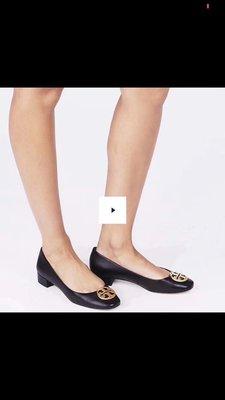 【全新正貨私家珍藏】TORY BURCH CHELSEA HEELED BALLET FLAT 2.5公分舒適低跟鞋