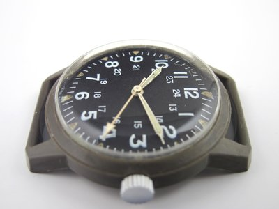 MOTAFISH BENRUS MIL-W-46374A 1970年 越戰 美國軍錶 全原裝 收藏釋出