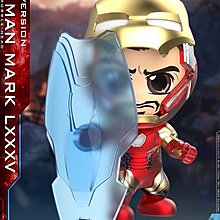 Hot Toys: Mark LXXXV (Shield Ver) Cosbaby (COSB649) Hottoys Ironman