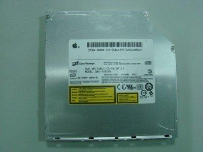 *筆電維修*Apple MACBOOK/MACBOOK PRO/ 專用DVD 燒錄機 GWA-4080MA 單買1800