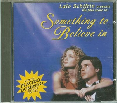 """曲奇男女(Something to Believe In)""- Lalo Schifrin(10-1),美版"