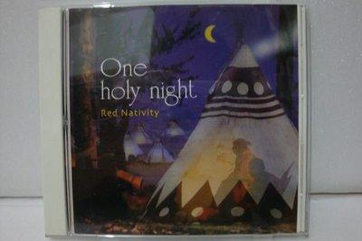 【銅板交易】二手原版CD♥ Red Nativity: One Holy Night