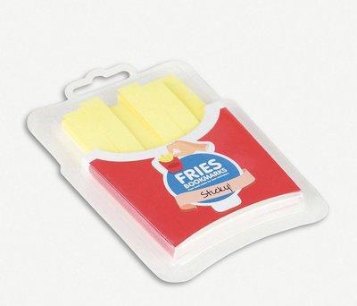 (預購)薯條便利貼? Doiy Fast-Food Notes Fries bookmarks
