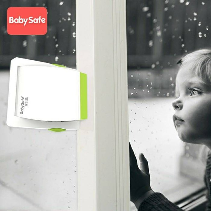 10個優惠價 🌈Babysafe防開窗神器✨兒童窗戶安全鎖💯寶寶防夾手💯防摔防墜樓👌家居安全窗戶限位紗落地玻璃鋁固定器危險防護