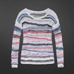 A&F 女 套頭針織衫 尺寸S 全新 現貨