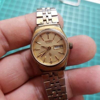CITIZEN 女錶 自行研究 ☆拆零件都划算☆ 另有 飛行錶 水鬼錶 機械錶 三眼錶  潛水錶 SEKIO CASIO CK TELUX G4