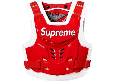 「Rush Kingdom」代購 Supreme Fox Racing deflector Vest 護具衣