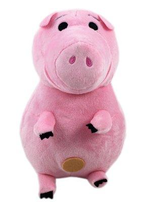 【卡漫迷】 火腿豬 玩偶 20cm 絨毛 ㊣版 玩具總動員 toy story 禮物 娃娃 布偶 佈置 Hamm 小豬