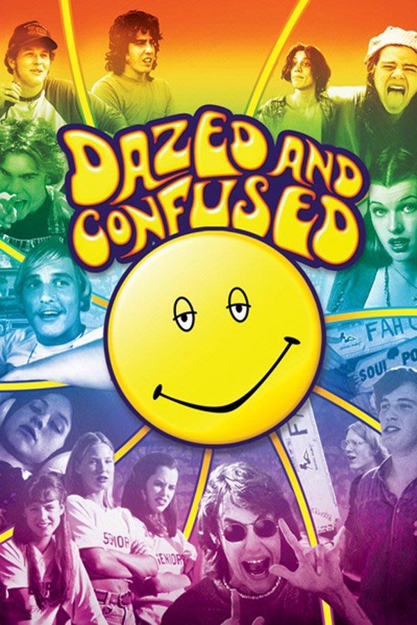 【藍光電影】年少輕狂 Dazed and Confused(1993)32-089