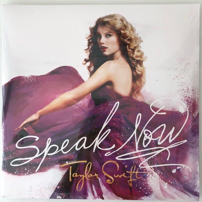 [黑膠唱片] 泰勒·絲薇芙特 Speak Now(愛的告白)