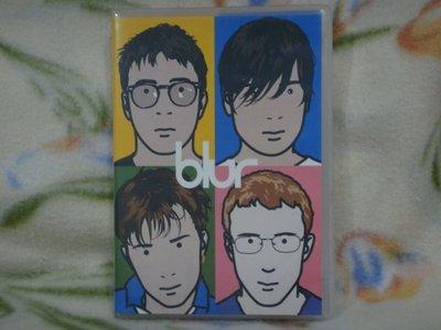 Blur 布勒合唱團dvd=The Best of (2000年發行)