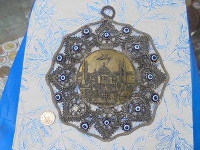 ☆承妘屋☆土耳其 伊斯坦堡 (Istanbul)吊飾紀念章牌紀念章~ZY.2
