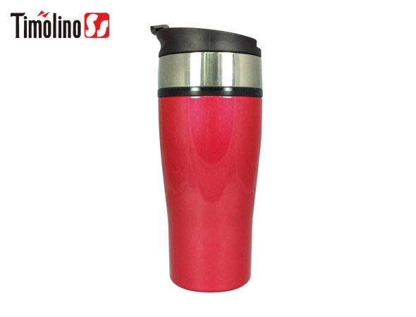 Timolino典藏 隨身杯460ml 紫嫣紅(不鏽鋼保溫杯/ 不銹鋼杯/ 隨手杯/ 環保杯/ 隨行杯) 原廠專賣