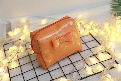 [日韓店購購]好品質~糖果色可愛果凍化妝包收納包大容量防水