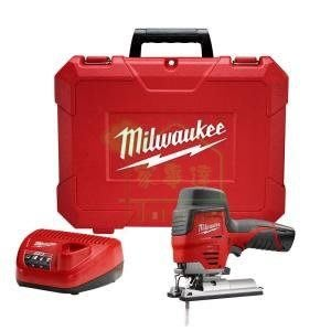 [ 家事達 ]  美國 米瓦奇/米沃奇 Milwaukee 12V輕型線鋸機 2445-21  特價