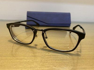 日本經典眼鏡品牌 999.9 中性鏡架