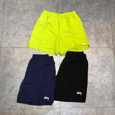 【Faithful】STUSSY STOCK WATER SHORT【113108】 短褲 4色