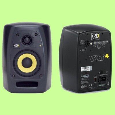 5Cgo【權宇】PROFOUND KRK VXT4 4吋 世界頂級監聽喇叭音箱錄音室音響 另有 VXT6 VXT8 含稅