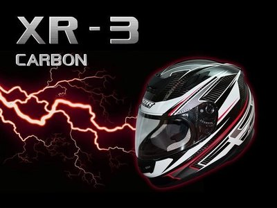 超輕量 M2R XR-3 XR3 碳纖維 安全帽 彩繪版本買就送深黑片+透氣防摔手套+透氣頭套