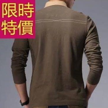 長袖毛衣風靡時尚-時髦羊毛假兩件式男襯衫 1色59ac11[韓國進口][米蘭精品]